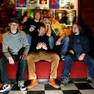 Evilsons 2006, kuva Daniel auf der Mauer