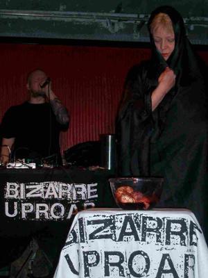 Bizarre Uproar 2012