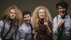 Curly Strings 2015