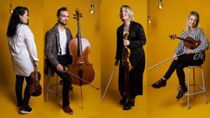 Lumos-kvartetti 2019