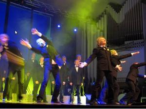 Seminaarinmäen Mieslaulajat 2008