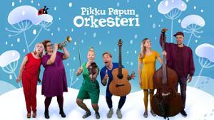 Pikku Papun Orkesteri 2020, kuva Antti Kokkola, kuvitus Liisa Kallio