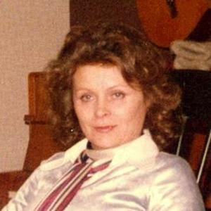 Aune Rättyä-Pälli 1976, kuva Yvonne Calas
