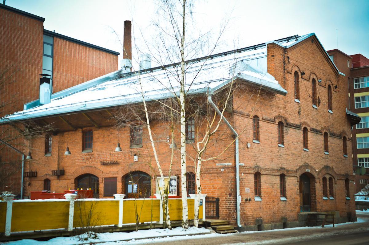 Tampere Keikkapaikat