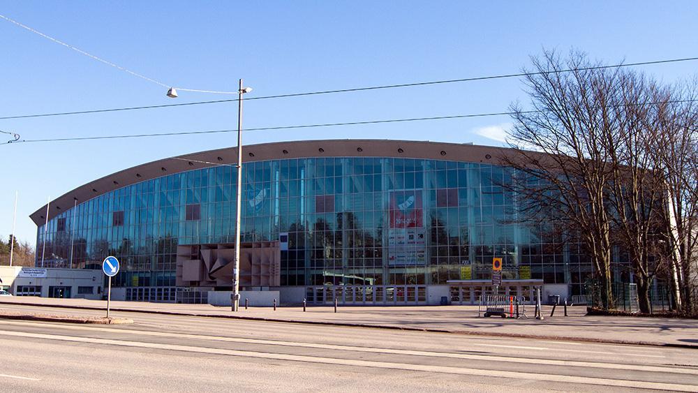 Helsingin Jäähalli Tapahtumat