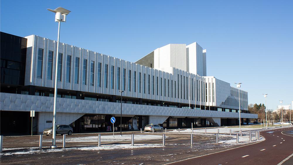 Helsingin Jäähalli Osoite