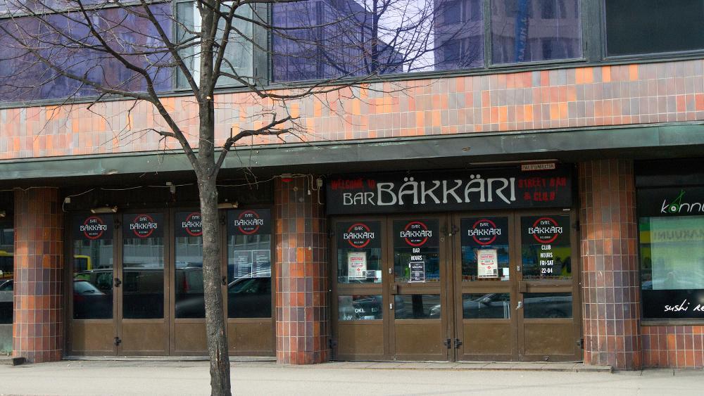 Bar Bäkkäri