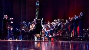 Turku Jazz Orchestra 2014, kuva: Olli Sulin