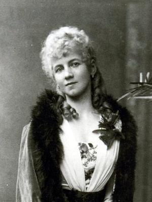 Alma Fohström